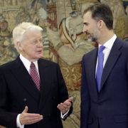Presidente Islandia y rey