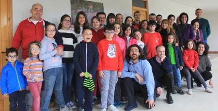 Grupo Becerril con padres web
