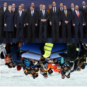 Unión Europea Verguenza